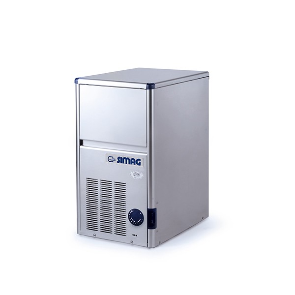 Self-contained Ice Cuber 24kg