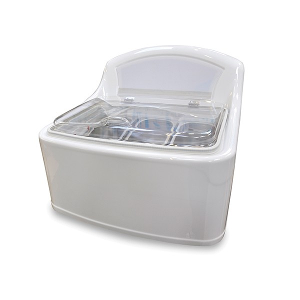 Counter Top Ice Cream Display 33L