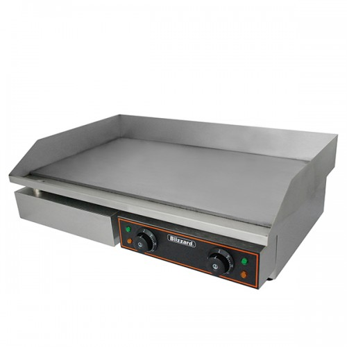 4000W Flat Top Double Griddle