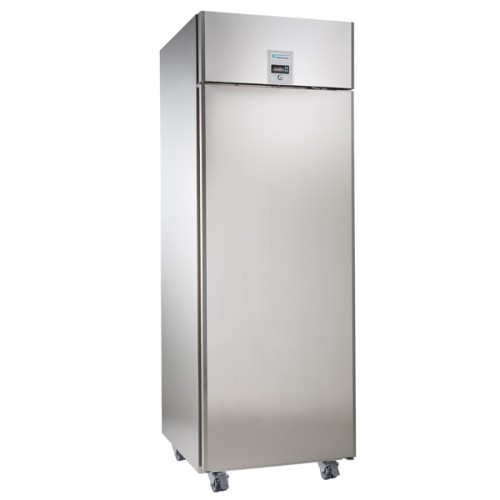 Upright Single Door Gastronorm SS Freezer 670L