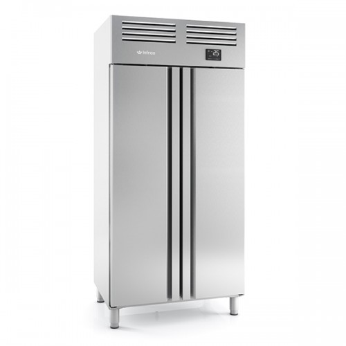 SINGLE DOOR STAINLESS STEEL 1/1 FREEZER 745L