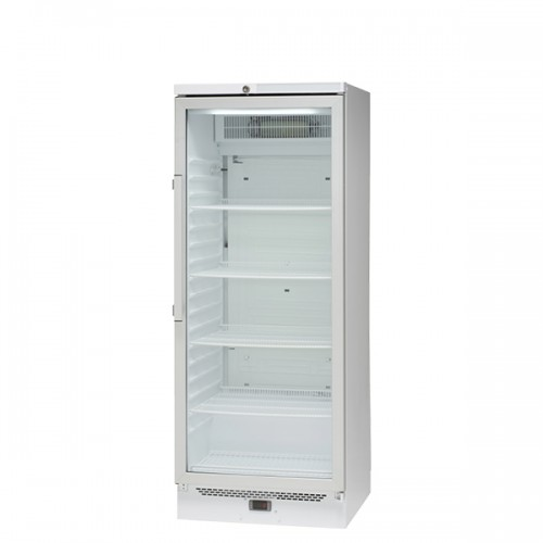Single Glass Door Pharmacy Refrigerator 306L