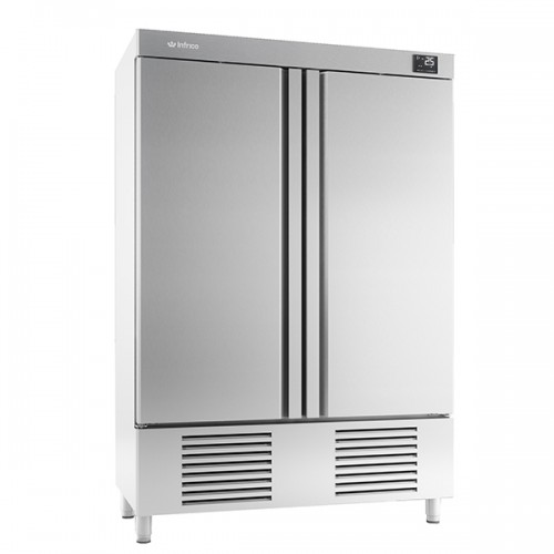 double door reach in freezer 1110L