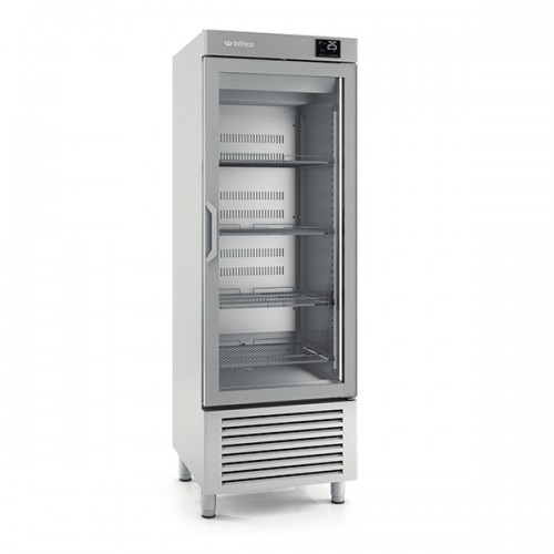 SINGLE GLASS DOOR FREEZER 500L