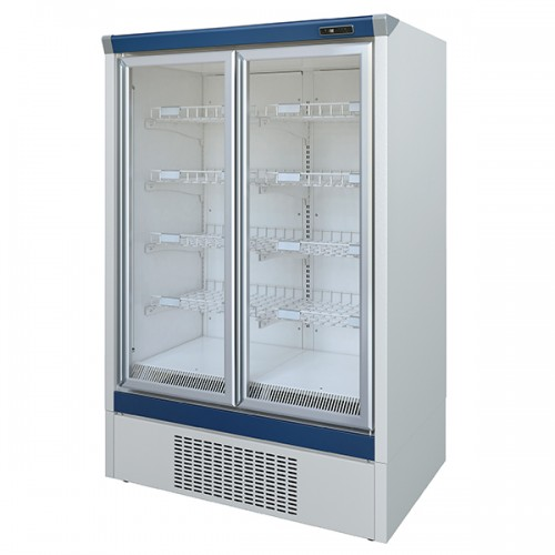 Freezer Display Cabinet - Opaque Sides