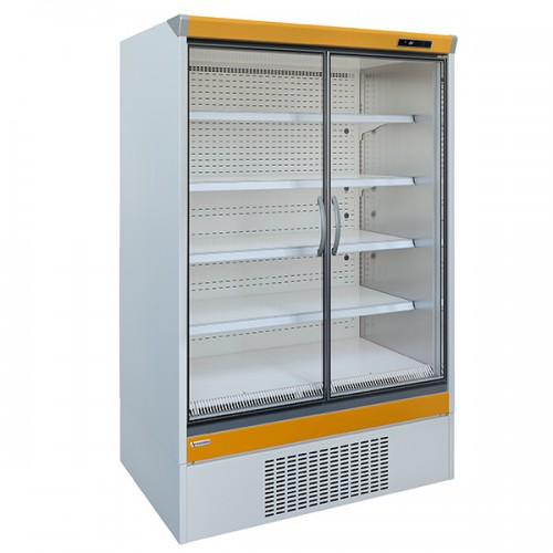 Refrigerated Display Cabinet - Opaque Sides