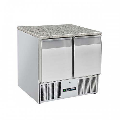 2 DR Compact GN Counter with Granite Worktop 209L