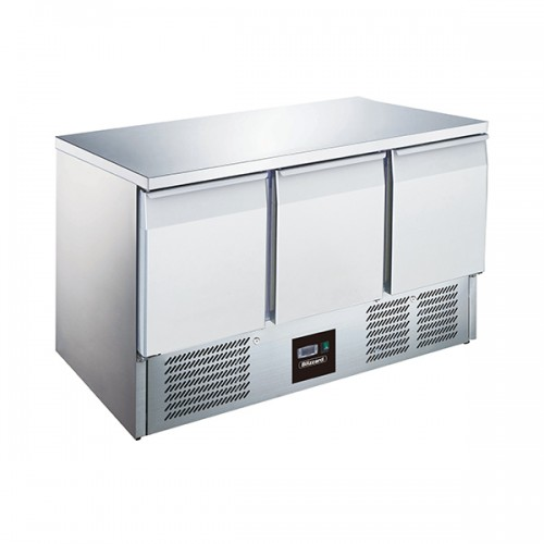 3 Door Compact Gastronorm Counter 368L