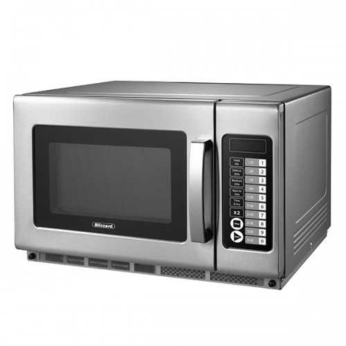 2100W Heavy Duty Commercial Microwave