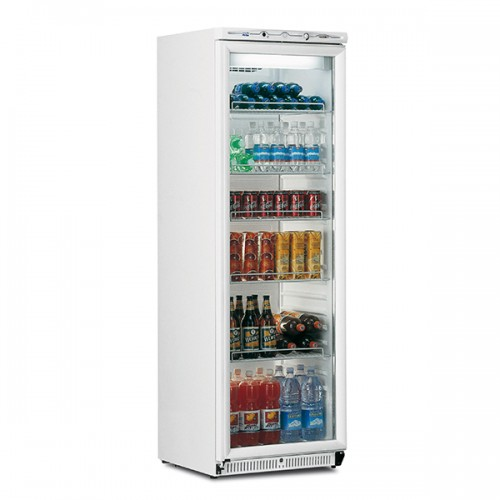 Single Glass Door Refrigerator 380L