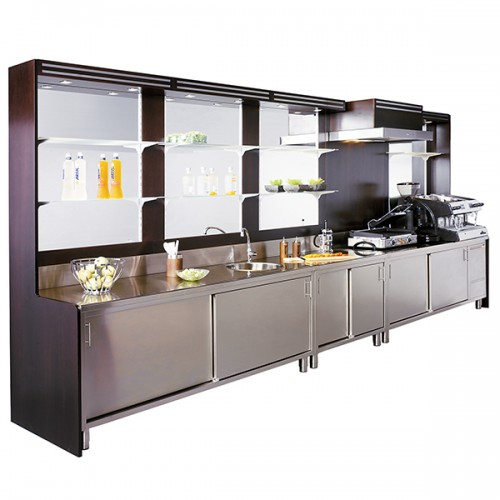 BOLERO Back Bar Shelving & Display