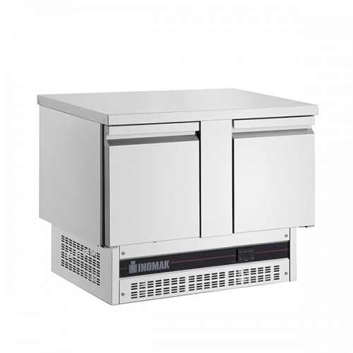 2 DOOR COMPACT GASTRONORM COUNTER 232L