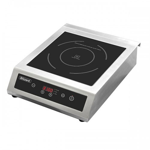 Induction Hob for Stock Pot 3000W