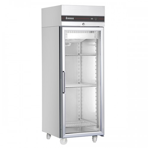 Single Glass Door Heavy Duty 2/1 Freezer 654L