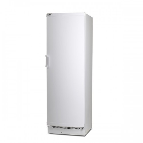 Single Door White Laminated Refrigerator 361L