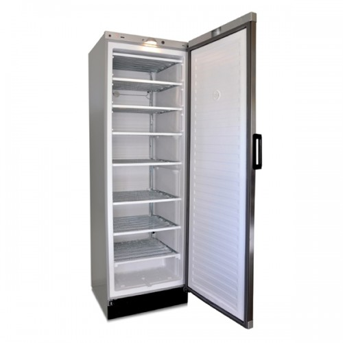 Single Door Stainless Steel Freezer 340L