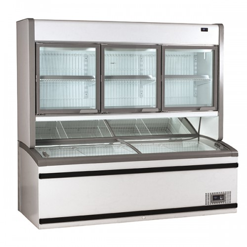 Combi Wallsite Freezer