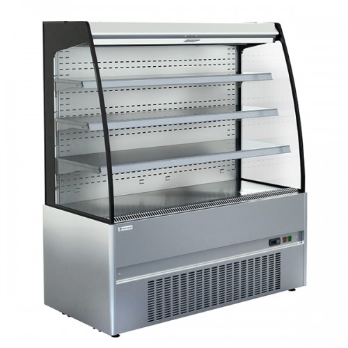 Low Height Dairy and Fresh Meat Display 630mm Depth