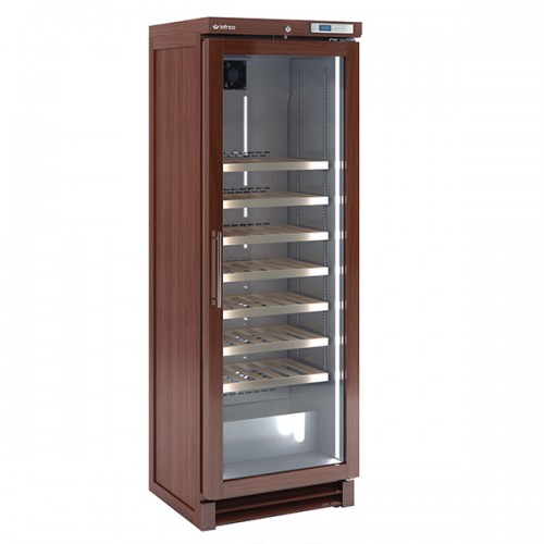 Upright Single Door Wine Cellar (100 bottles)