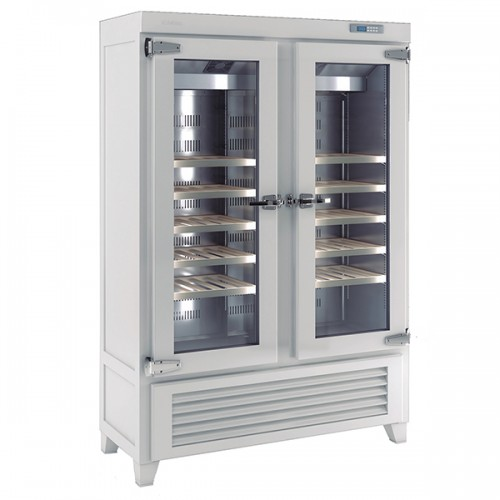 Upright Double Door Wine Cellar (180 bottles)