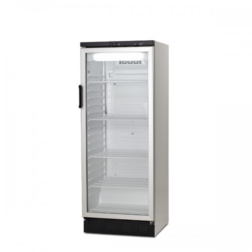 Single Glass Door Refrigerator 306L