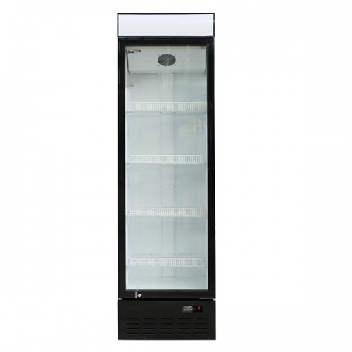 Single Glass Door Merchandiser 350L