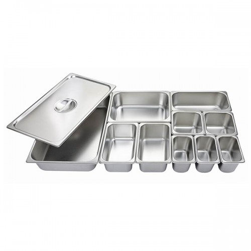 2/3 Gastronorm Containers