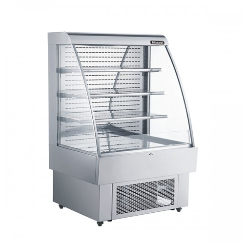 Grab 'n' Go Open Front Merchandiser 1000mm Wide