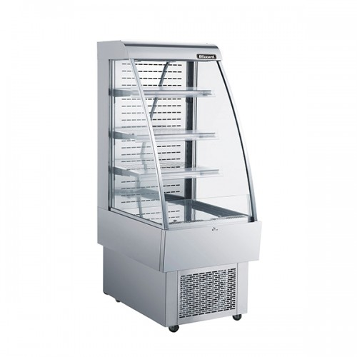 Grab 'n' Go Open Front Merchandiser 600mm Wide