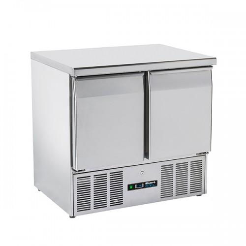 2 DOOR Compact Gastronorm Counter 214L