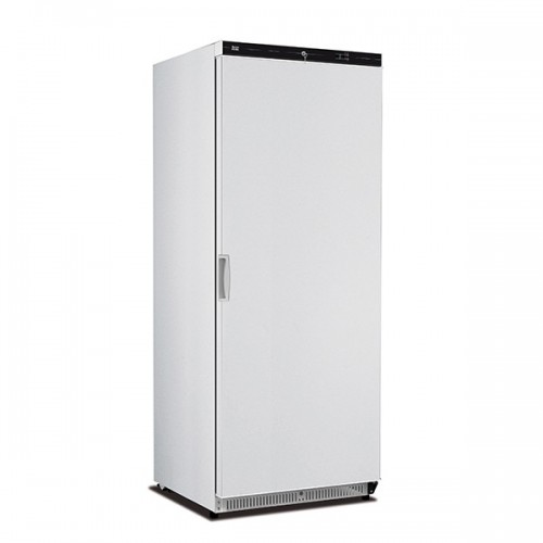 Single Door White Laminated Service Cabinet 640L