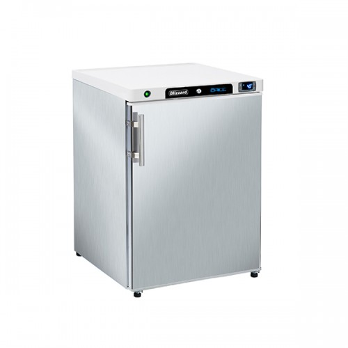 Under Counter Stainless Steel Refrigerator 170L