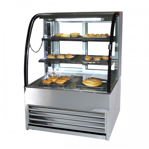 Heated Patisserie Display 1000mm Wide