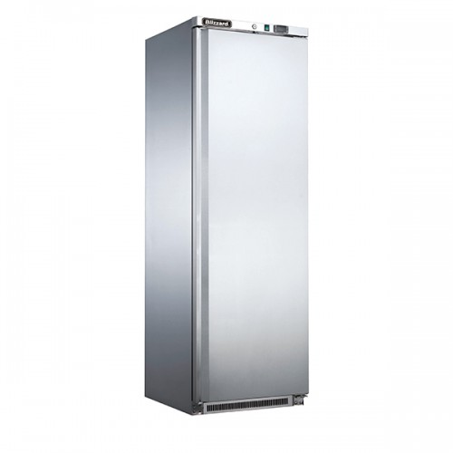 Single Door Stainless Steel Refrigerator 320L