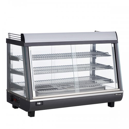 Counter Top Heated Merchandiser 136L