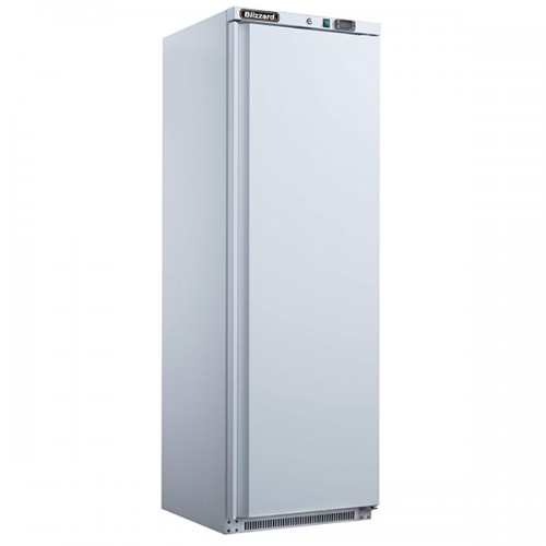 Single Door White Laminated Refrigerator 320L