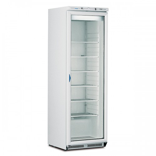 Single Glass Door Freezer 360L