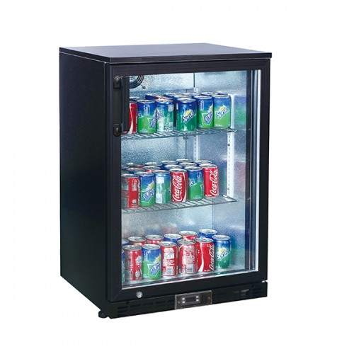 Single Door Bottle Cooler (116 Bottles)