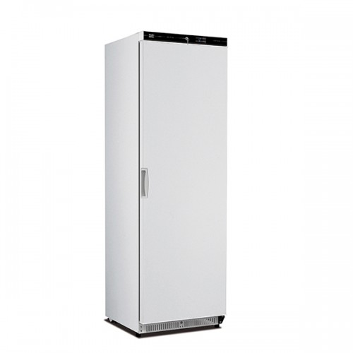 Single Door White Laminated Service Cabinet 380L