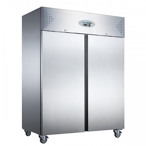DOUBLE DOOR VENTILATED GN SS REFRIGERATOR 1200L