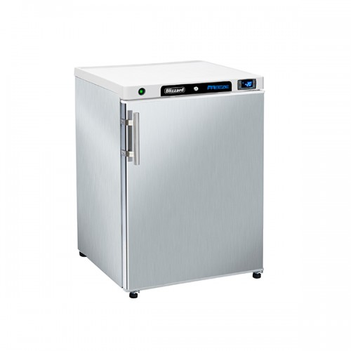 Under Counter Stainless Steel Freezer 170L