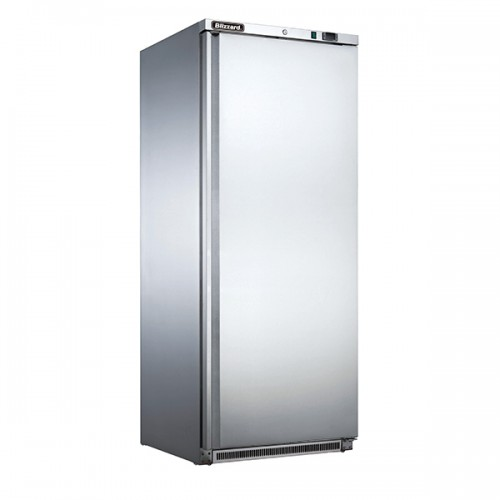 Single Door Stainless Steel Freezer 600L