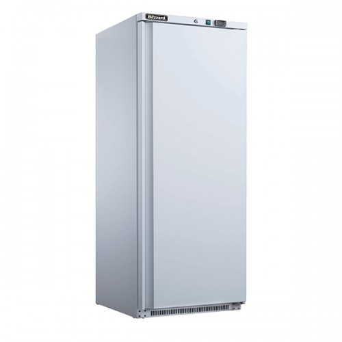 Single Door White Laminated Freezer 600L