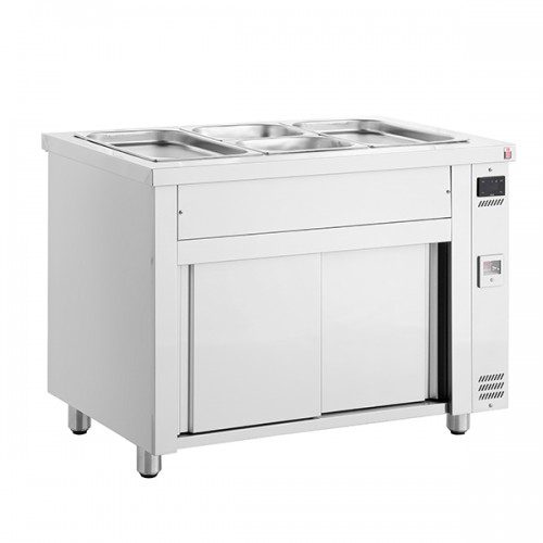 Gastronorm Bain Marie With Ambient Base