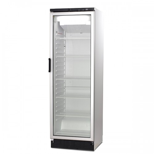 Single Glass Door Freezer 310L