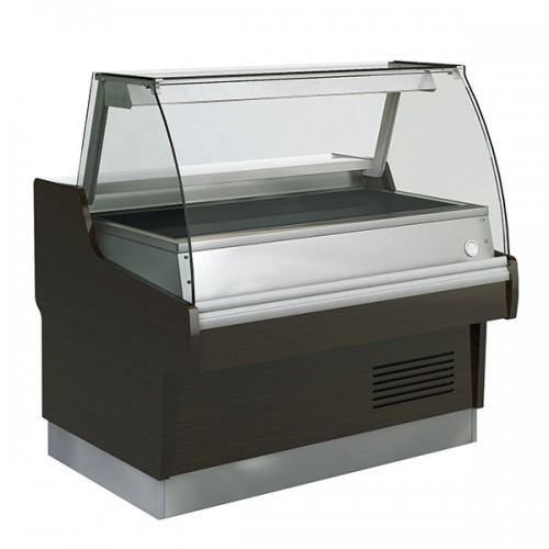 Curved Glass Hot Plate Display
