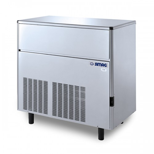 Self-contained Ice Cuber 171kg