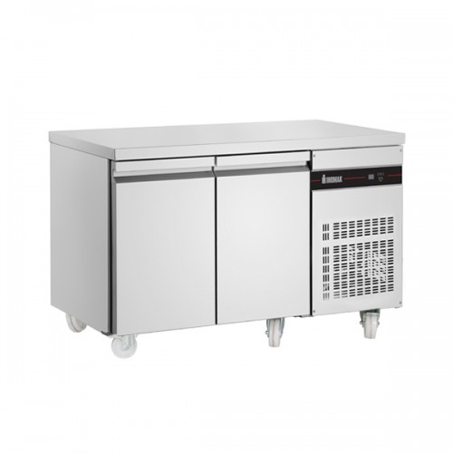 2 Door Slimline 600mm Depth Counter 225L
