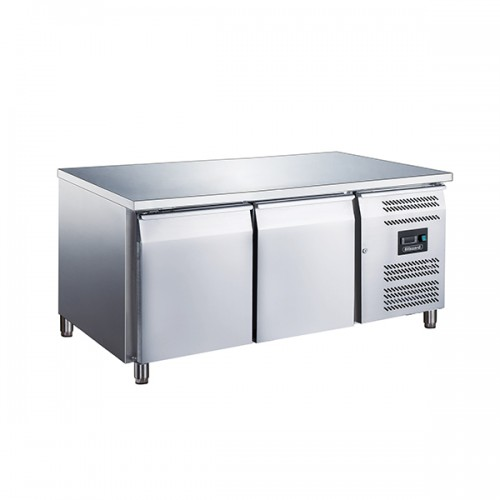 2 Door Low Height 650mm Snack Counter 214L