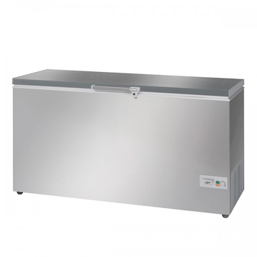 Chest Freezer WITH STAINLESS STEEL LID 475L